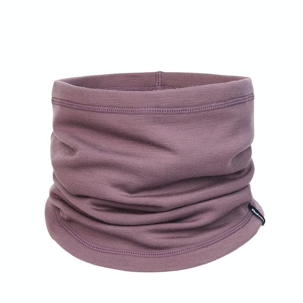 Radiant Merino Necktube - Brushed fleece lined Merino wool necktube