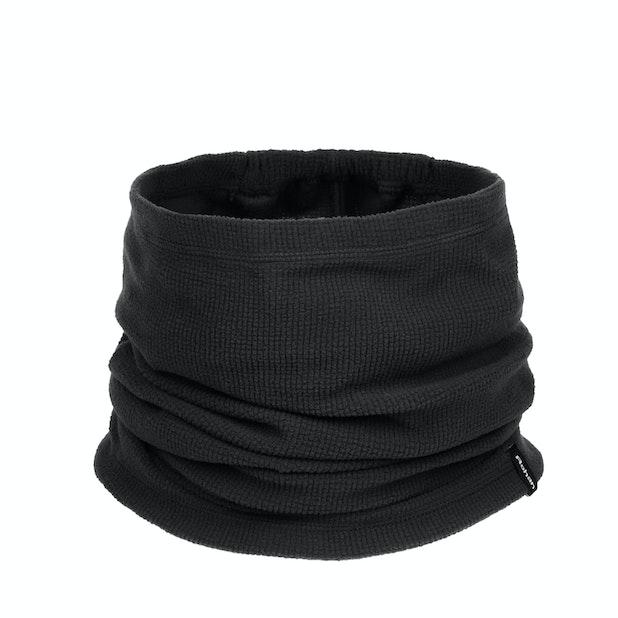 Stretch Microgrid Necktube - Warm, high wicking with an ergonomic design