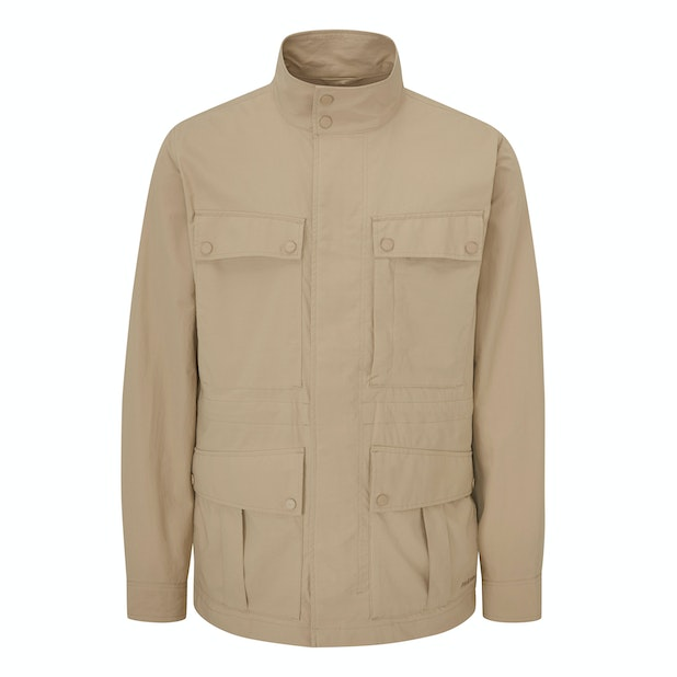Pioneer Jacket Men's - Multi-pocketed expedition jacket packed with modern technology.
