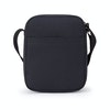 Unisex RFID Protected Shoulder Bag Canvas - Alternative View 2