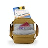 Unisex RFID Protected Shoulder Bag Canvas - Alternative View 5