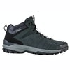 Mens Oboz Sypes Mid Leather B Dry - Alternative View 6
