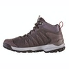 Womens Oboz Sypes Mid Leather B Dry - Alternative View 3