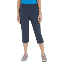 On Body - Versatile, high-stretch capri trousers.