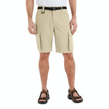 On Body - Rugged, outdoor walking short.