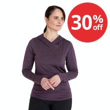 On Body - Lightweight hooded top with insect protection.