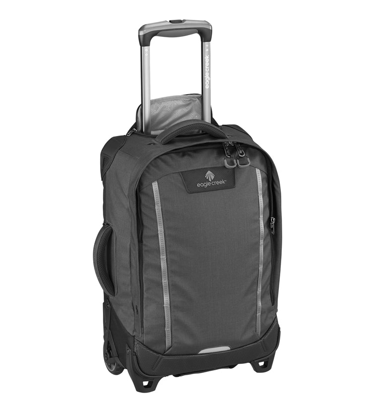 93c3c9a6375d Switchback International Carry On - Eagle Creek - wheeled 30L suitcase with  detachable daypack. Alternate View 1 ...
