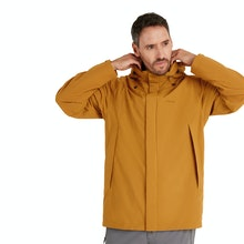 On Body - Waterproof and breathable hillwalking jacket.