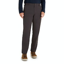 On Body - Fleece-lined trousers for cold-weather travel.