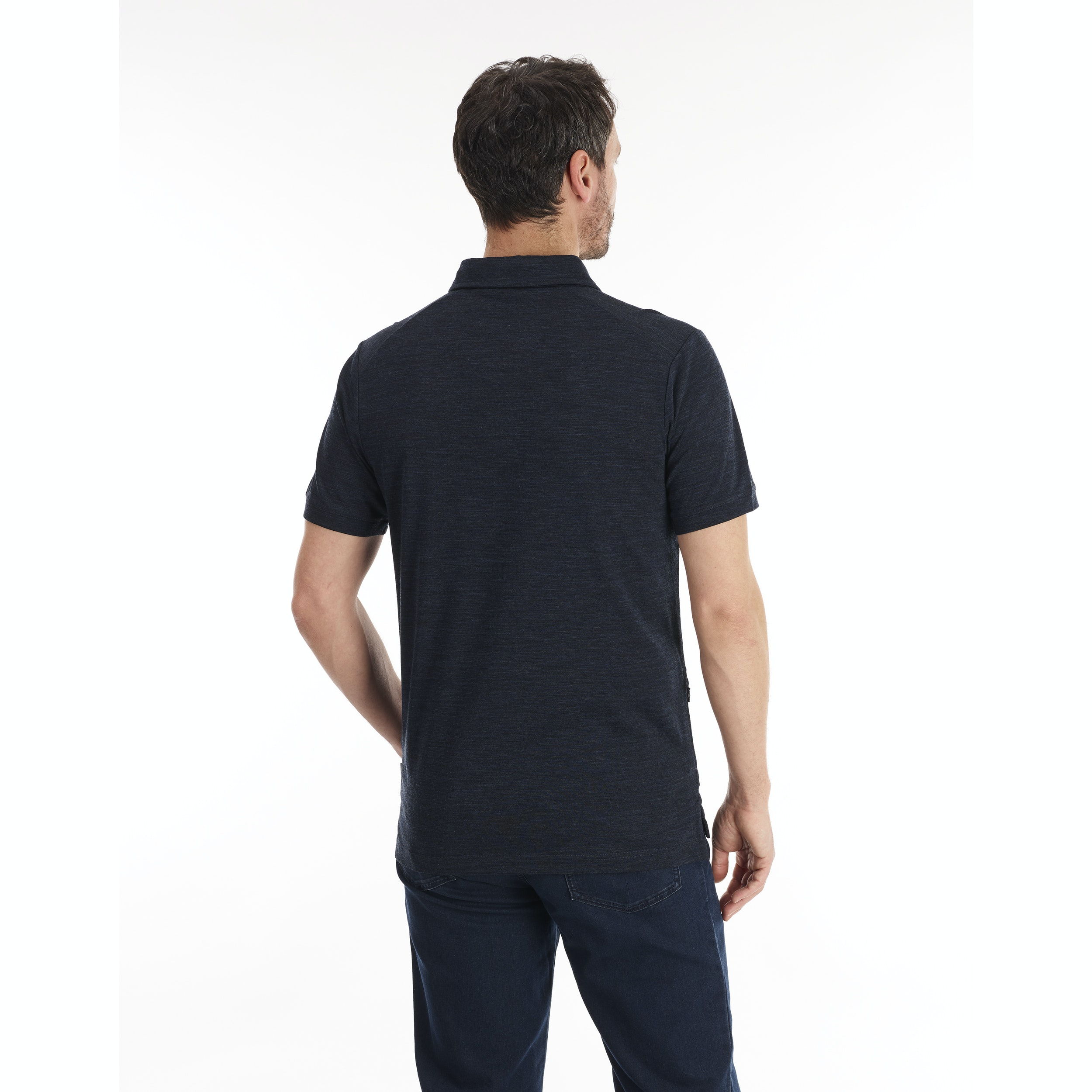 7832e35b Men's Merino Union 150 Polo - Smart, technical, merino-blend polo.