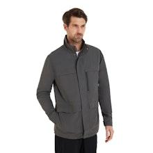 On Body - Rugged, practical multi-pocket jacket.