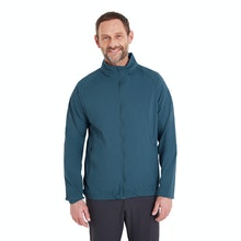 On Body - An essential, wind and rain resistant, active shell.