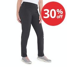 On Body - Versatile, lightweight summer trousers.