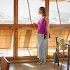 Women's Serenity Long Skirt - Alternative View 1