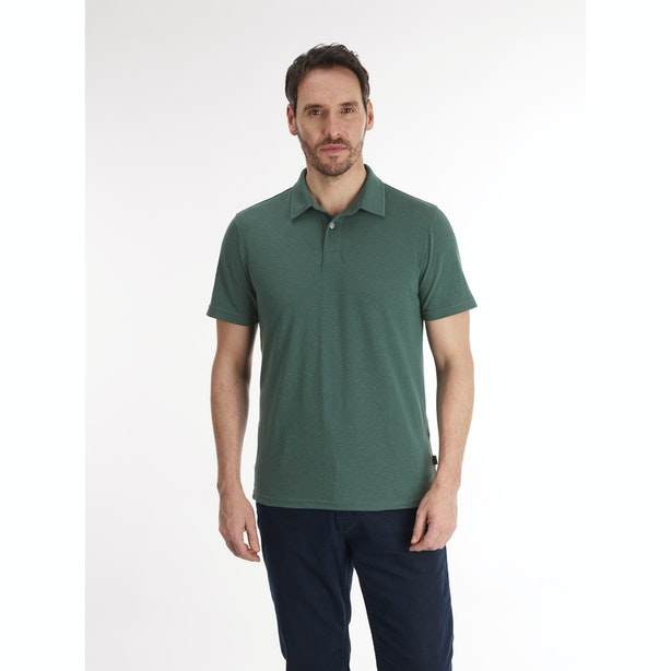 9ef52adb Men's Maroc Polo - Performance Linen™ lightweight, easycare polo