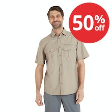On Body - Expedition shirt with UV and insect protection.