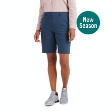 On Body - Smart Performance Linen shorts.