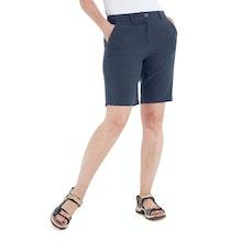 On Body - Smart Performance Linen shorts.