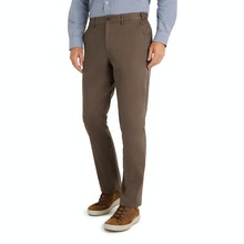On Body - Technical travel chinos.