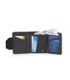 RFID Protected Tri-Fold Wallet - Alternative View 1