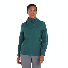 On Body - Lightweight, stretch outdoor waterproof.