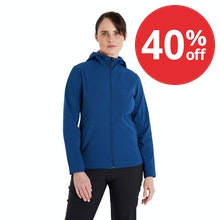 On Body - Softshell with stretch for active outdoor use.