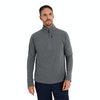 Men's Microgrid Stowaway Zip  - Alternative View 3