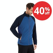 On Body - Lightweight, versatile insulating fleece jacket.