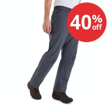 On Body - Durable, insect repellent, stretch trekking trousers.