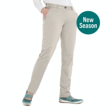 On Body - Lightweight chinos with Insect Shield® technology.