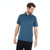 Men's Core Silver Polo - Alternative View 4