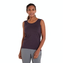 On Body - Technical vest for active outdoor wear.