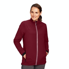 On Body - Highly packable, lightweight insulating jacket.