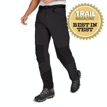 On Body - The definitive choice in winter hiking trousers.