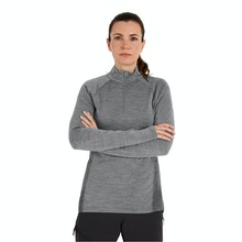 On Body - Highly breathable active wear top.
