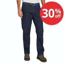 On Body - Winter jeans with THERMOLITE® PRO technology.