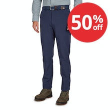 On Body - Smart, super stretchy chinos for work or travel.