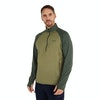 Men's Latitude Zip Neck Top - Alternative View 8