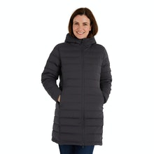 On Body - Technical down coat with urban style and excellent warmth.