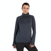 Women's Latitude Zip Neck Top - Alternative View 10