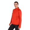 Women's Latitude Zip Neck Top - Alternative View 12