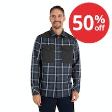 On Body - Classic rugged outdoor shirt for colder climates.