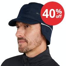 On Body - Warm, practical winter cap.