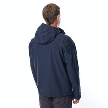On Body - A lightweight men's waterproof jacket that's big on breathability.