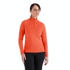 Women's Phase Zip Neck Top - Alternative View 3