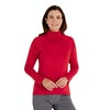 Women's Phase Zip Neck Top - Alternative View 4