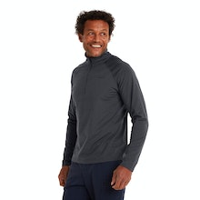 On Body - Lightweight, brushed back top for cool conditions.