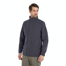 On Body - Fully windproof jacket, perfect for commuting and travel.