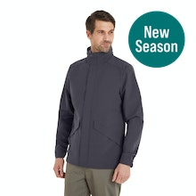 On Body - Fully windproof jacket, perfect for communicating and travel.