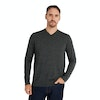 Men's Merino Fusion V Neck - Alternative View 4